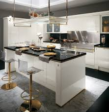 Baccarat By Gianni Pareschi The Central Counter Luxury And - Kitchens and more