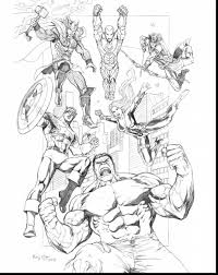 hulk coloring page coloring pages kids the avengers
