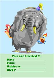 make your own birthday invitations step