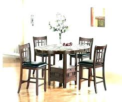 round kitchen table sets tall round kitchen table small tall table and chairs black dining room