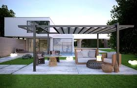 Modern Pergola Designs Inspired By The Classic Structures Photo Details -  From these image we want