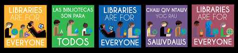 Image result for libraries are for everyone