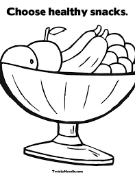 Small Picture Free Nutrition Coloring Pages Coloring Home