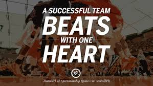 Basketball Team Quotes Enchanting 48 Inspirational Quotes About Teamwork And Sportsmanship