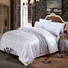 Luxury Silk Quilts Cheap Sale – Ease Bedding with Style & NS Luxury Mulberry Silk Filled Comforter Silk Duvet Silk Quilt Doona  Bedspread Coverlet Blanket King Size Adamdwight.com