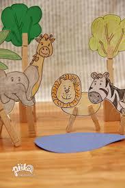 156 Best Safari Kids Projects Images On Pinterest Jungle Safari