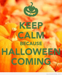 halloween is coming ideas quote