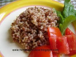 Resultado de imagem para arroz integral cozido