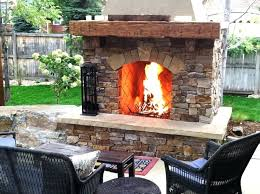 gas fireplace image of outdoor gas fireplace gas fireplace accessories