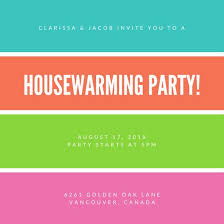 Housewarming Invitations Templates Cool Customize 48 Housewarming Invitation Templates Online Canva