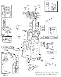 Unusual briggs stratton engine parts diagram ideas everything you