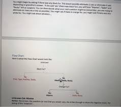 Solved How To Make A Flow Chart Microbiology For Each B