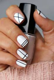 Simple Geometric Nail Designs Simple And Easy Geometric Nail Art Designs You Need To Try
