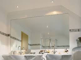 Bathroom Crown Molding Fascinating Crown Molding Bathroom Wall Architecture Home Design