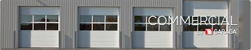 Plain Commercial Garage Doors With Windows And Tex M Intended Impressive Ideas