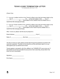 free texas eviction notice forms