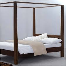 Sierra Living Concepts | Modern Rustic Philadelphia Solid Wood California King Size Canopy Bed | Shop Home Decor | Art & Home