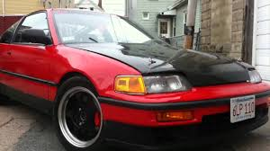 Honda Crx Vtec 1990