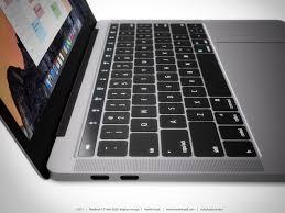 nieuwe macbook pro op komst