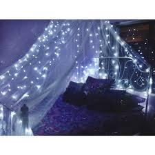 bedroom ideas tumblr christmas lights. Bedroom Canopy Lights #tumblr Rooms #fairy Light Ideas Tumblr Christmas W