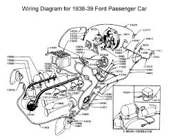 flathead electrical wiring diagrams wiring diagram for 1938 39 ford