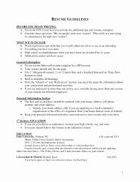 Personal Banker Resume Templates Sample Of Personal Information In Resume Inspirational Sample 64