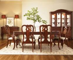 dining room furniture styles. Bordeaux Louis Philippe-Style 7-Piece Dining Room. Room Furniture Styles G