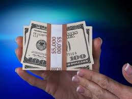 Heart Racing Results Dollar Bill Business Cards And Drop Cards For