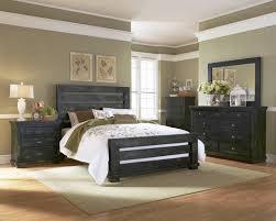 distressed black bedroom furniture. P612 Willow Distressed Black Bedroom Furniture A