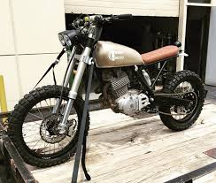 honda xl500 scrambler by bang moto bikebound