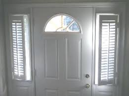 Fresh Blinds For Front Door Sidelights And Unique Double Front Door