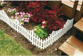 white wire garden fence. Garden Fencing White Wire Fence W