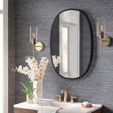 Oval Wall Mirrors Joss Main