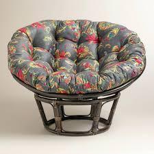 papasan chair covers micro suede cushion world market . papasan chair  covers tips buy cushion big ...
