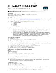 Resume Examples Awesome 10 Best Good Detailed Accurate