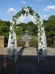 Decorating A Trellis For A Wedding Wedding Arbors Simply Elegant Weddings Arches Backdrops