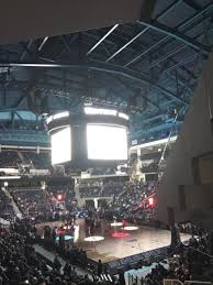 Wintrust Arena Seating Chart Concert Marquette Vs Depaul Basketball Review Of Wintrust Arena
