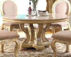round marble dining table set savoy white and chrome