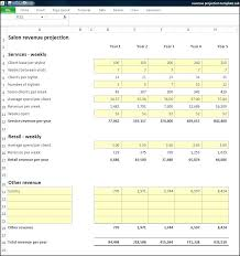 Income Projection Statement Template Hostingpremium Co