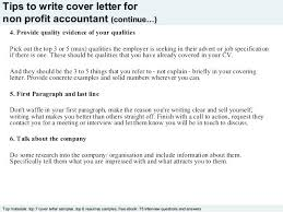 Non Profit Cover Letter Cover Letter Non Profit Breathtaking Cover