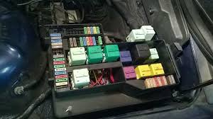 replaced bmw e analogue clock button mid bmw series bmw e36 fuse box replacement