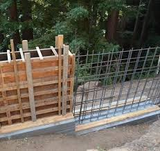 Small Picture gravity wall design example retaining wall wikipedia the free