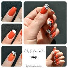 Halloween Spider Cobweb Nail Art Pictures, Photos, and Images for ...