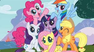 bronies it may be time to panic as curly has seasons one to seven of my little pony friendship is magic to leave in august 2018