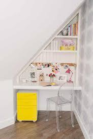 sloped ceiling cabinets.  Ceiling Kid Desk Under Sloped Ceiling In Cabinets C