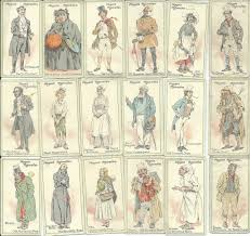 characters from charles dickens oliver twist cigarette card 128270zoom