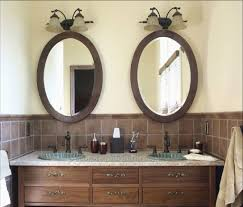oval mirrors for bathroom. Oil Rubbed Bronze Mirrors Bathroom Unique Oval For S