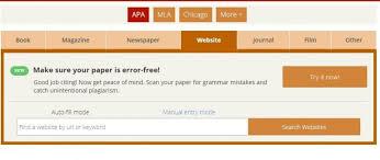 Best APA Referencing Generator Online