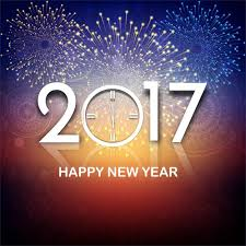2017 background. Plain 2017 Colorful New Year 2017 Background With Fireworks Free Vector On Background C