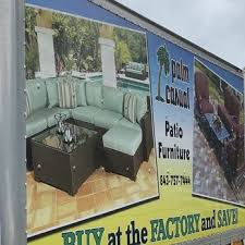 palm casual patio furniture outdoor